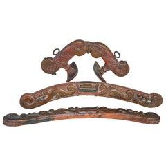 Norwegian Folk Art Harness and Equipment for Sledge