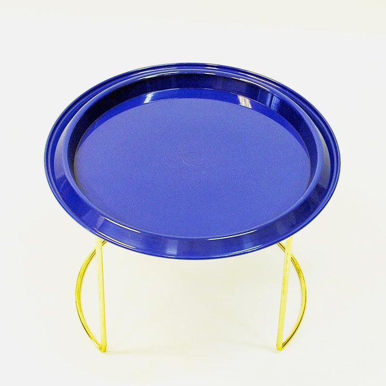 Norwegian Midcentury Round Table by Hermann Bongard, 1960s For Sale 5
