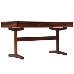 Norwegian Rosewood Writing Desk