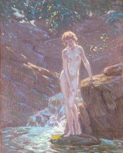 """""""Female Bather"""""""