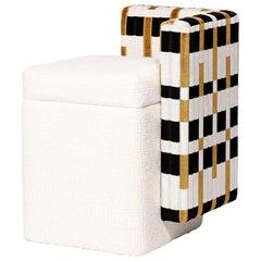 Not a Cube Stool, InsidherLand by Joana Santos Barbosa