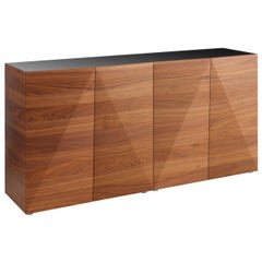 Not Riddled Sideboard by Steven Holl
