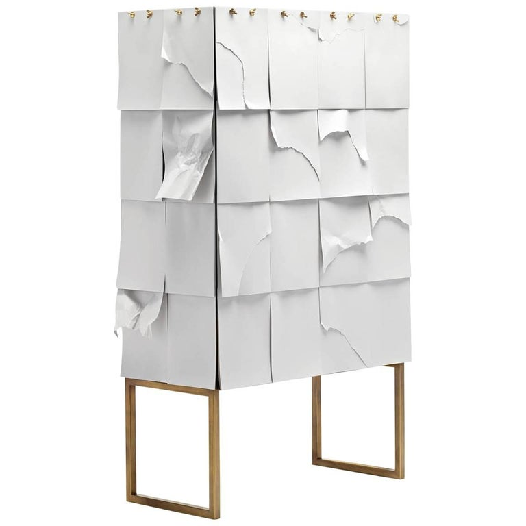 Notes Cabinet by Claudio Bitetti & Mogg For Sale