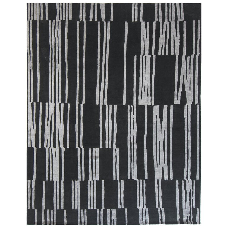 Notes, Design Rhymes by Mehraban Rugs For Sale
