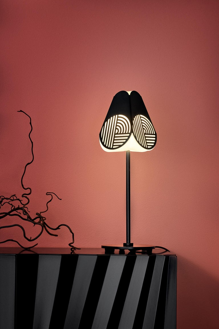 Notic Table Lamp by Bower Studio In New Condition For Sale In Geneve, CH