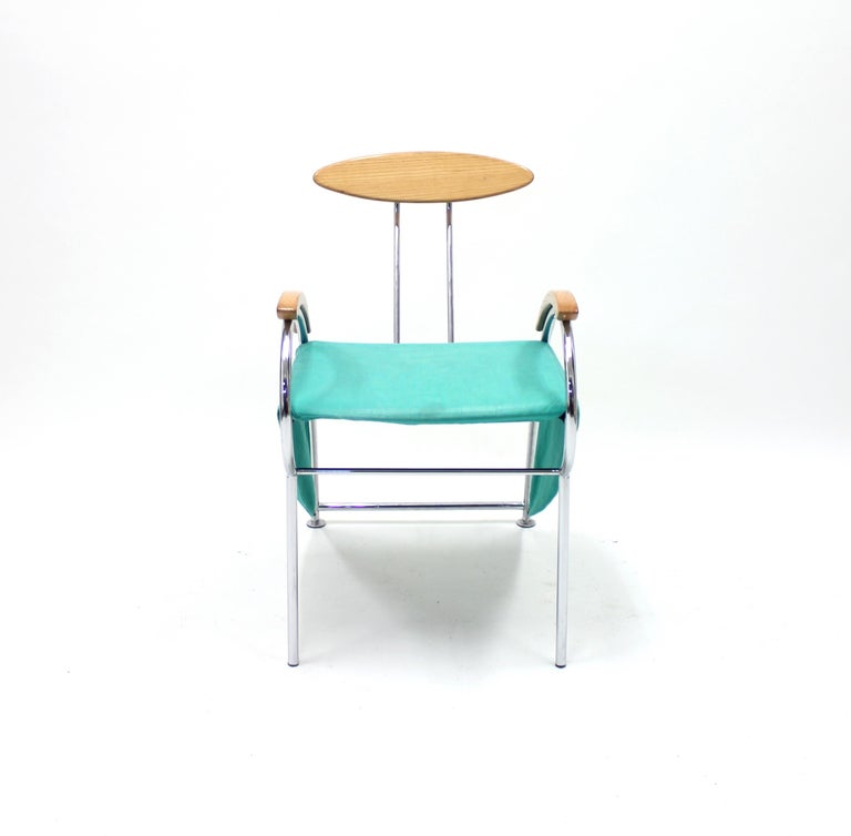 Notorious Chair by Massimo Iosa Ghini for Moroso, 1988 For Sale 1