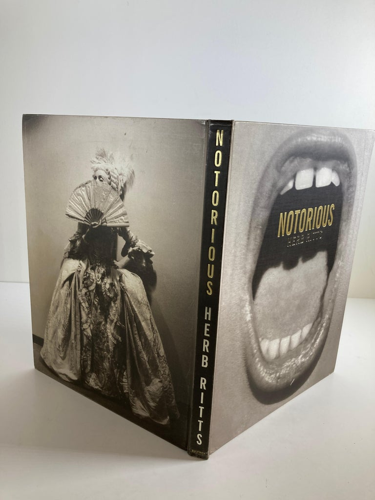 American Notorious Hardcover Book by Herb Ritts