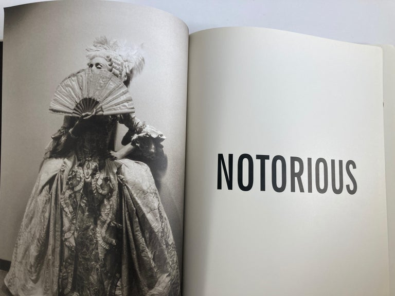 20th Century Notorious Hardcover Book by Herb Ritts