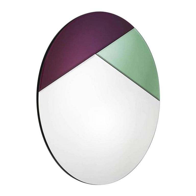 Nouveau Design Colorful Mirror For Sale