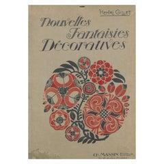 Nouvelles Fantaisies Decoratives, Folio of 20 Pochoir Plates