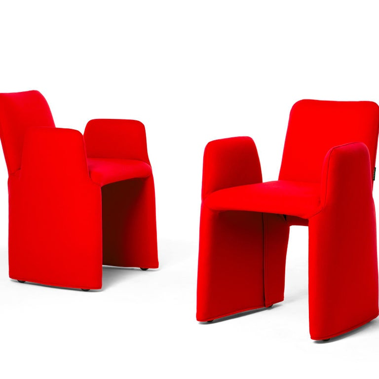 Nova OW Chair with Armrests by Federico Carandini In New Condition For Sale In Milan, IT