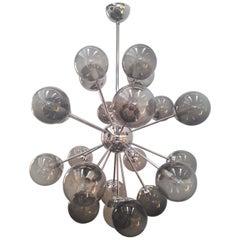 Nova Sputnik Chandelier by Fabio Ltd