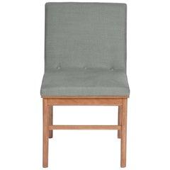 Novo Rumo Midcentury Brazilian Chair with Freijó Wood Structure, 1960s