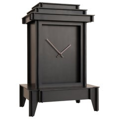 NSNG One More Time Clock Black