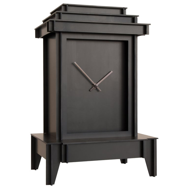 NSNG One More Time Clock Black For Sale