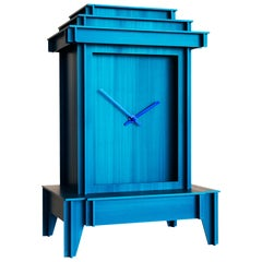 NSNG One More Time Clock Blue
