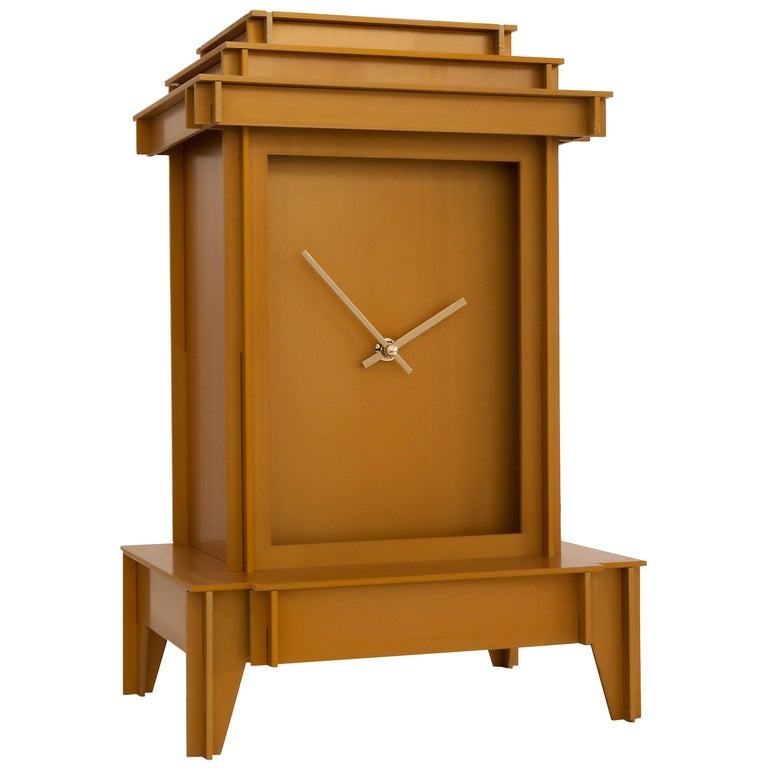 NSNG One More Time Clock Gold For Sale