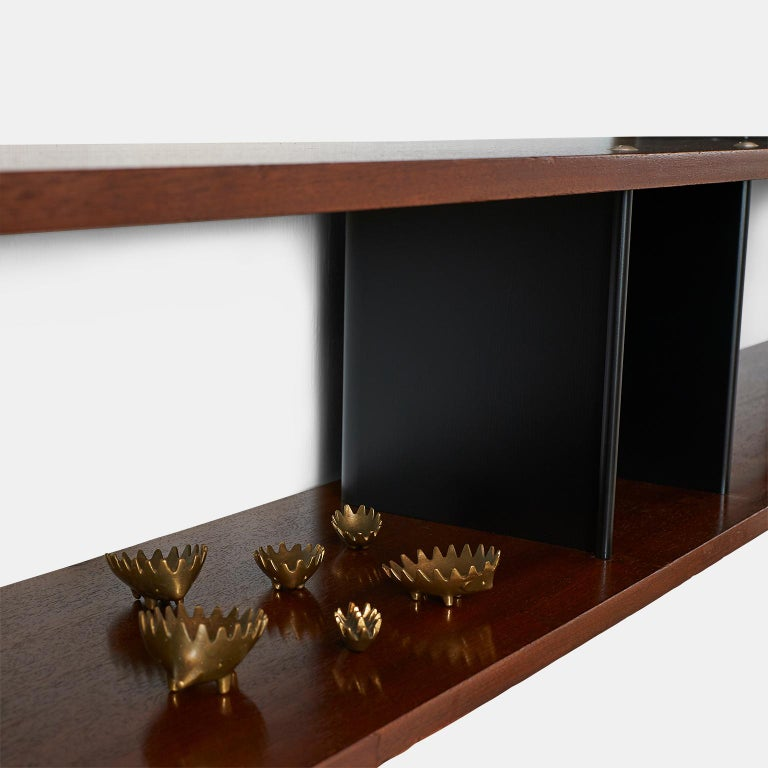 """Mid-20th Century """"Nuage"""" Wall Shelf by Charlotte Perriand For Sale"""