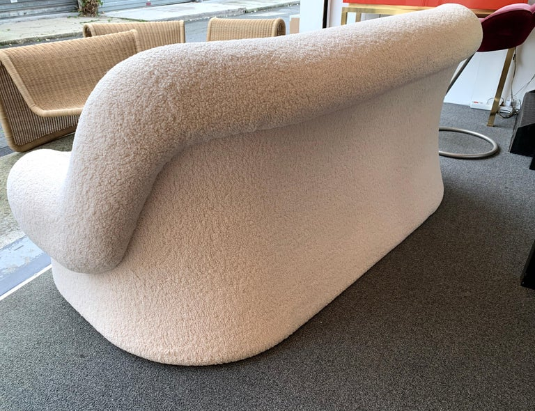 Nuava Sofa by Emilio Guarnacci for 1P, Italy, 1970s For Sale 4