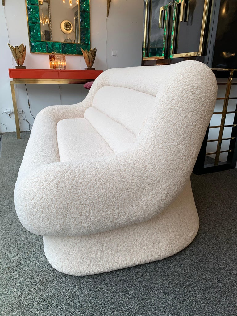 Nuava Sofa by Emilio Guarnacci for 1P, Italy, 1970s For Sale 5