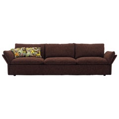 Nube Italia Tempt Sofa in Light Beige Fabric by Kemistry of Style