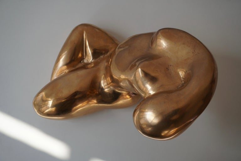 20th Century Nude Bronze Sculpture For Sale