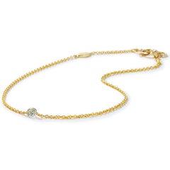 Nude Diamond Bracelet '0.10 carat'