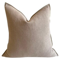 Nude European Linen Euro Pillow