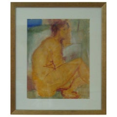 Nude Painting by Italo Botti