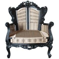 "Vintage Armchair ""NUDE"" Minimalist Design, Produced by VLabdesign Inc."
