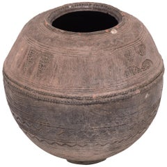 Nupe Incised Water Vessel