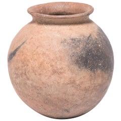 Nupe Terracotta Water Vessel