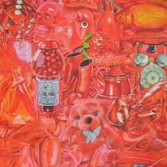 Indonesian Contemporary Art by Nur Nurhidayat - Fear of The Empty