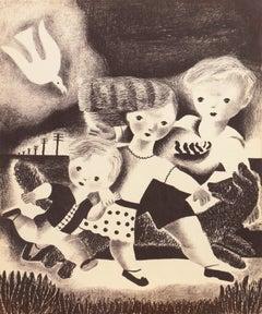 'Bert, Bob and Betsy',  Paris, Salon d'Automne, New York, ASL, Corcoran, PAFA