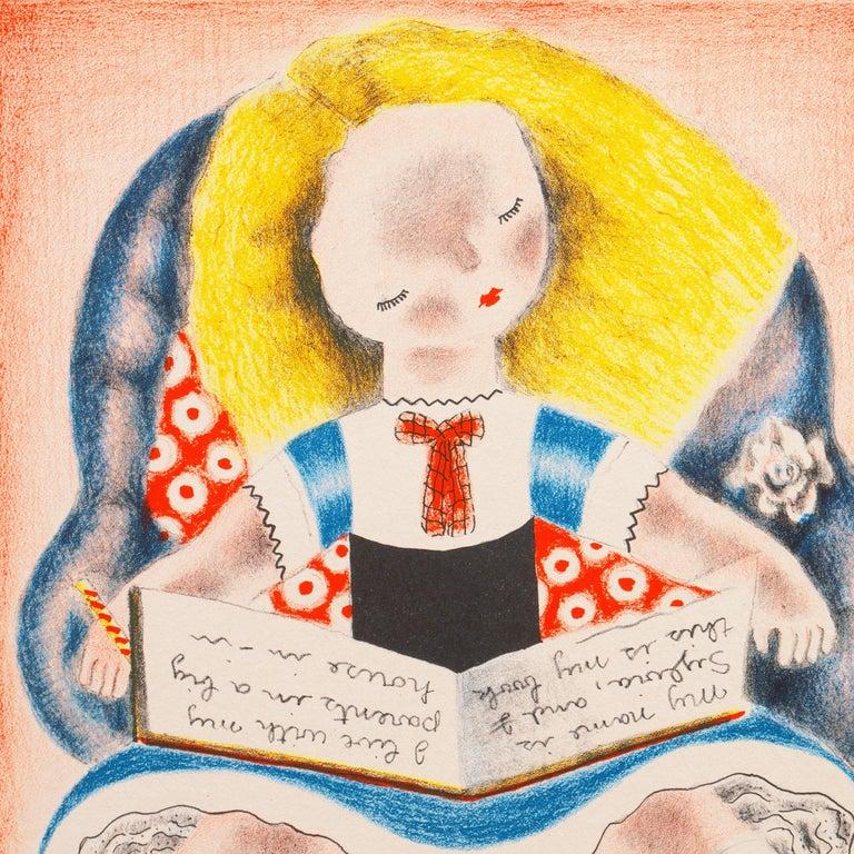 'Sylvia', Woman Artist, Art Student's League, Salon D'Automne, Art Deco, Paris For Sale 3