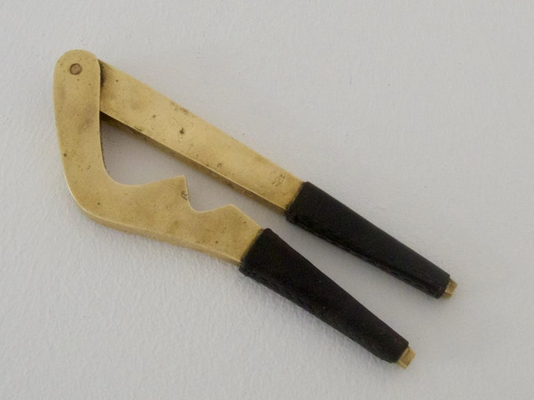 Nut Cracker by Carl Auböck In Good Condition For Sale In Vienna, AT