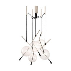 Nuvola 5-Light Chandeliers