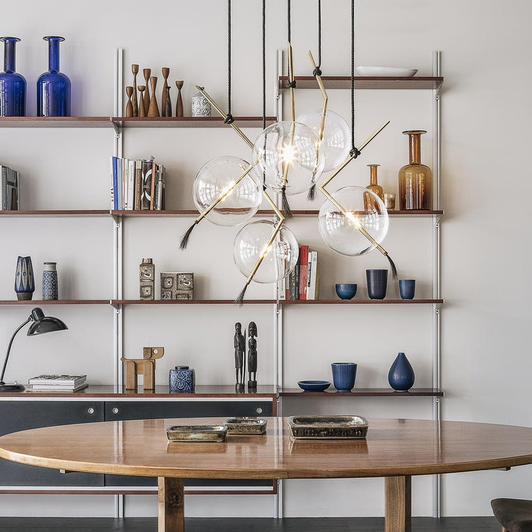 Nuvola Five-Light In New Condition For Sale In Milan, IT