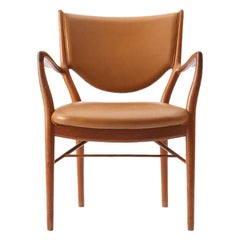 'NV 46' Armchair by Finn Juhl for Niels Vodder