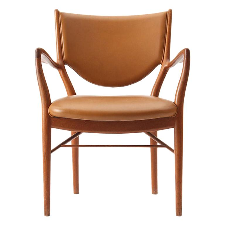 NV 46 armchair, 1946, offered by WYETH