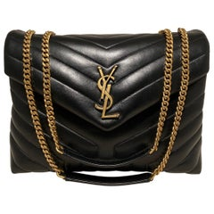 NWOT Saint Laurent Loulou Quilted Leather YSL Bag