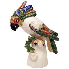 Nymphenburg Porcelain Cockatoo
