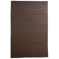 O Sole Mio Indoor Outdoor Resistant Brown Rug by Deanna Comellini