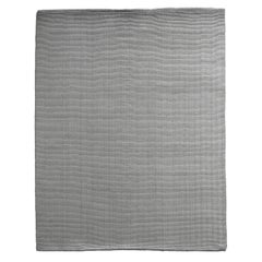 O Sole Mio Indoor Outdoor Resistant Light Grey Rug by Deanna Comellini 200x240cm