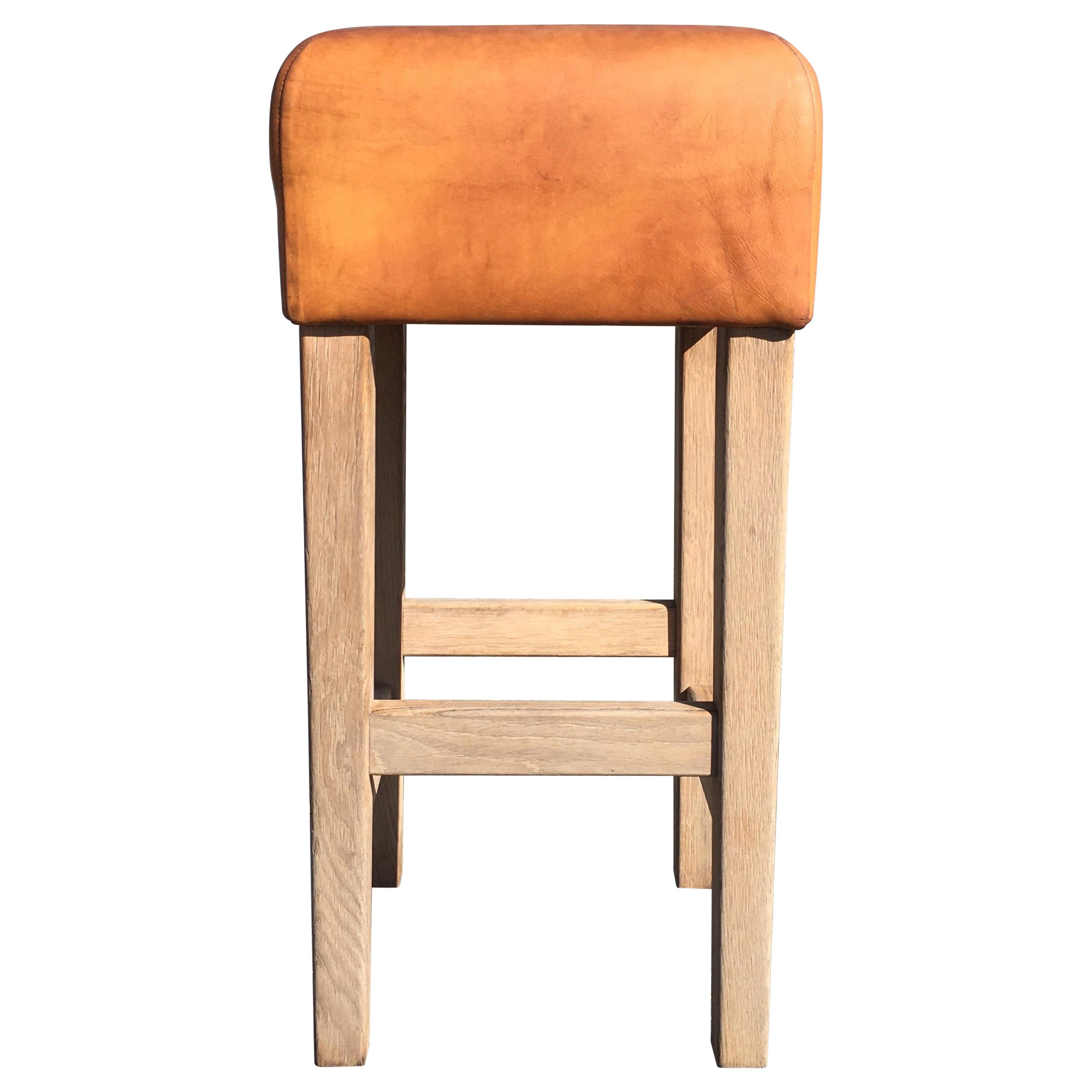 Marvelous Leather Bar Stools 469 For Sale On 1Stdibs Forskolin Free Trial Chair Design Images Forskolin Free Trialorg