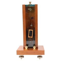 Galvanometer Antique Measuring Instrument Used for Telegraph Cables 1850 circa