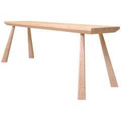 Oak Bench, Handcrafted, Bibbings & Hensby