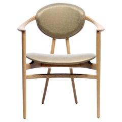 Oak Bianca Arm Chair by Konekt Furniture