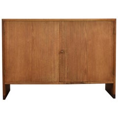 Oak Cabinet by Hans Wegner for Ry Møbler, Denmark, 1954