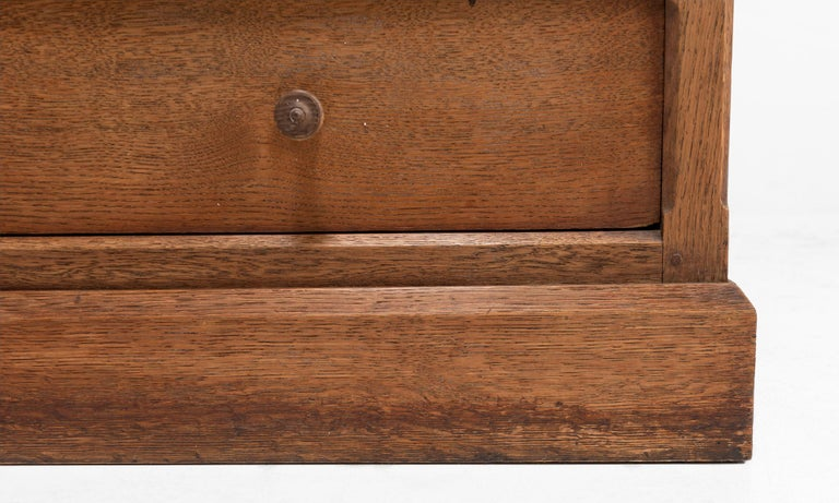 20th Century Oak Chest of Drawers